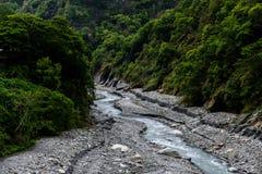 Taroko Nationalpark in Taiwan Lizenzfreie Stockbilder