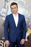 Taron Egerton. At the Los Angeles premiere of `Sing` held at the Microsoft Theater in Los Angeles, USA on December 3, 2016 Royalty Free Stock Photo