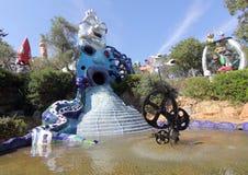 Tarot сада стоковые изображения