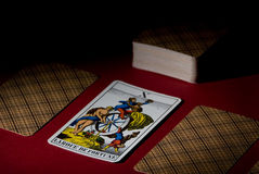Tarot_1 Stockfotos