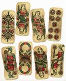 Tarot 1957 Imagen de archivo libre de regalías