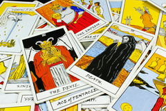 Tarot Card Stock Images