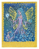 Tarot card - Fulfilled wishes Stock Images