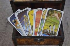 Tarot card Royalty Free Stock Photo