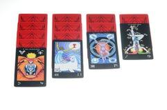 Tarot cards Stock Images