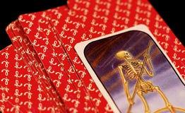 Tarot cards Stock Photo