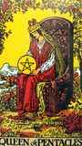 Tarot Cards Divination Occult Magic. Tarot Cards for divination purposes, magic and occult and soul guidance stock illustration