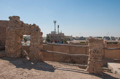 Tarout Castle's Fortifications, Tarout Island, Saudi Arabia Stock Photography