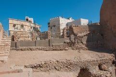 Tarout kasztelu fortyfikacje, Tarout wyspa, Arabia Saudyjska Zdjęcia Royalty Free