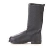 Tarpaulin boots. Royalty Free Stock Image