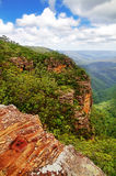 Tarpeian Rock Blue Mountains Stock Photos
