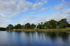 Tarpon spring park stock photography