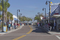 Tarpon Springs, Florida Royalty Free Stock Photography