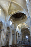 Tarquinia The church of saint maria in the castle. Tarquinia viterbo italy Tarquinia The church of saint maria in the castle The town of Tarquinia, the center of royalty free stock photo