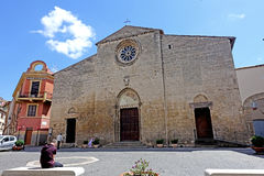 Tarquinia Saints Giovanni church. Tarquinia viterbo Tarquinia Saints Giovanni church italy The town of Tarquinia, the center of Southern Etruria, an Etruscan stock images