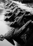 Tarr Steps Exmoor Royalty Free Stock Photo