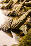 Tarr Steps Exmoor Royalty Free Stock Images