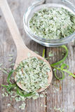 Tarragon (dried) Stock Image