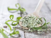 Tarragon (dried) Royalty Free Stock Images