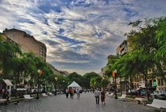 Tarragona Ισπανία Στοκ φωτογραφία με δικαίωμα ελεύθερης χρήσης