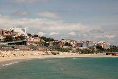 Tarragona, Catalonië Spanje Stock Foto's