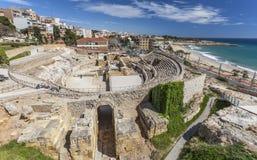 Tarragona,Catalonia,Spain. Royalty Free Stock Photography
