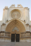 Tarragona Cathedral. Stock Images