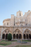 Tarragona cathedral Stock Photos