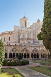 Tarragona cathedral Royalty Free Stock Images