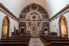 Tarragona cathedral Stock Image