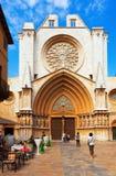 Tarragona Cathedral. Spain Royalty Free Stock Photography