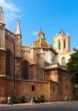 Tarragona Cathedral. Spain Royalty Free Stock Image