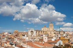 Tarragona cityscape Royalty Free Stock Image