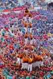 Tarragona, España - 4 de octubre de 2014 Fotos de archivo libres de regalías