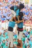 TARRAGONA, ESPANHA - 6 DE OUTUBRO DE 2012 Fotografia de Stock Royalty Free