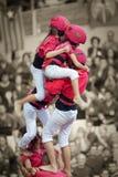 TARRAGONA, ESPANHA - 6 DE OUTUBRO DE 2012 Imagem de Stock Royalty Free