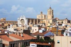 Tarragona-Kathedrale Stockbilder