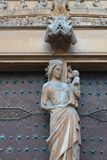 Tarragona-Kathedrale am 20. Juni 2016 in Tarragona, Spanien Es datiert zu den 12.-13. Jahrhunderten Lizenzfreies Stockfoto