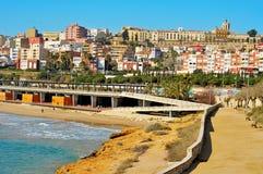 Tarragona, Spagna Fotografie Stock Libere da Diritti