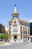 TARRAGONA, SPAIN - JUNE 29: Official Chamber of Comerce i Navegacio Industry on June 29, 2013 in Tarragona, Spain Stock Photo