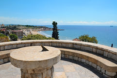Tarragona Spanien Royaltyfria Foton