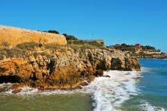 Tarragona, Spanien Stockfotografie