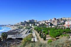 Tarragona Spanien Arkivbild