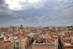 Tarragona Spanien Stockbild