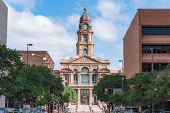 Tarrant County Courthouse royalty free stock images