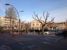 Tarrega, Espanha imagens de stock