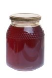 Tarro de la miel Imagen de archivo