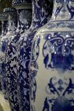 Tarros de cerámica imágenes de archivo libres de regalías