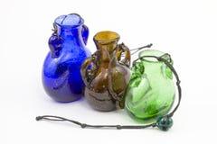 Tarros de cristal Foto de archivo libre de regalías