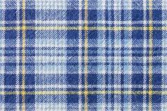 Tartã ou manta ou Scott Fabric Texture Pattern Background imagem de stock